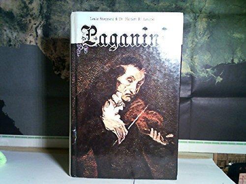 9780876666180: Paganini: Containing a Portfolio of Original Drawings by Vidio Polikarpus