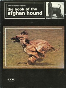 Book of Afghan Hound/H-991