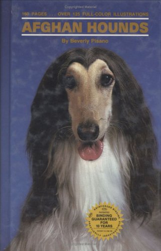 9780876666821: Afghan Hounds (Kw Dog Breed Library)