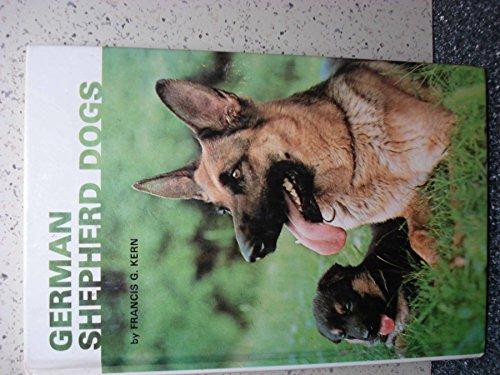 German Shepherd Dogs: Kern, Francis G.