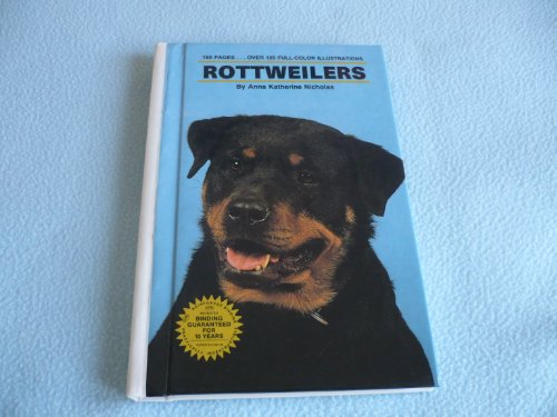 9780876667477: Rottweilers