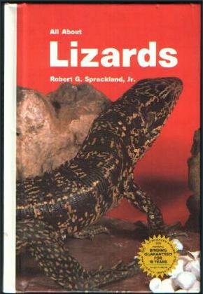 9780876667644: All About Lizards