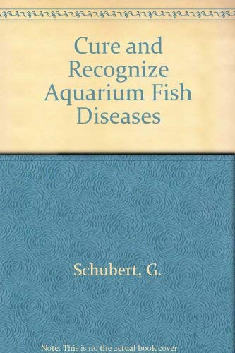 9780876667736: Cure and Recognize Aquarium Fish Diseases