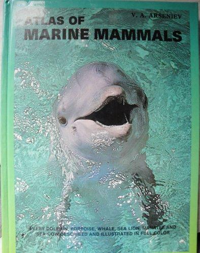 9780876668108: Atlas of Marine Mammals (English and Russian Edition)