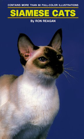 Siamese Cats: Reagan, Ron