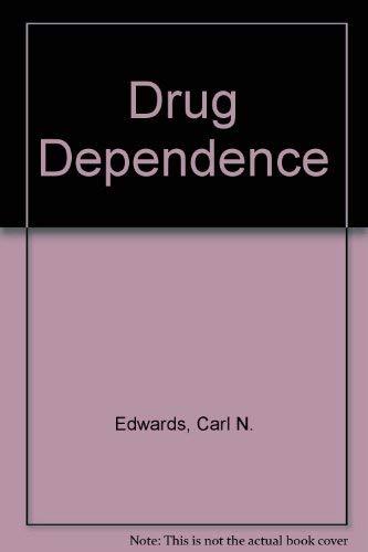 9780876681176: Drug Dependence