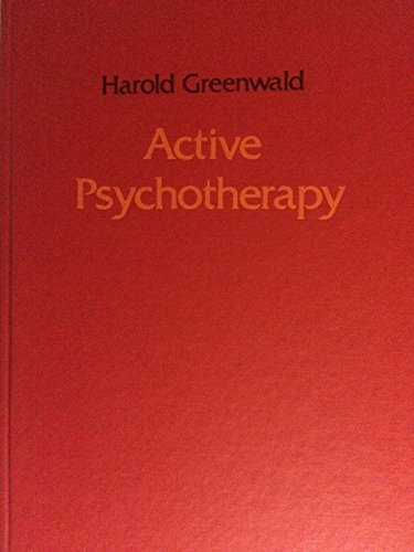 9780876681367: Active Psychotherapy