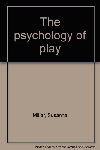 9780876681404: Title: The psychology of play