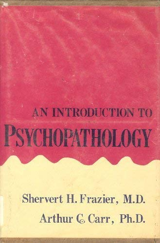 9780876681411: Introduction to psychopathology,