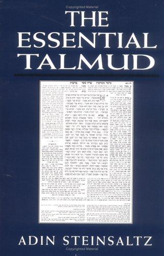 9780876681602: The Essential Talmud