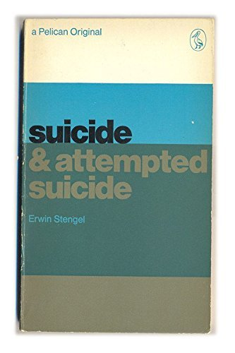 9780876681640: Suicide and Attempted Suicide