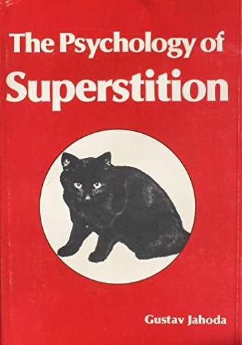 9780876681855: Psychology Superstition