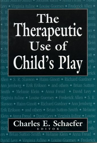 Therapeutic use of child's play, The
