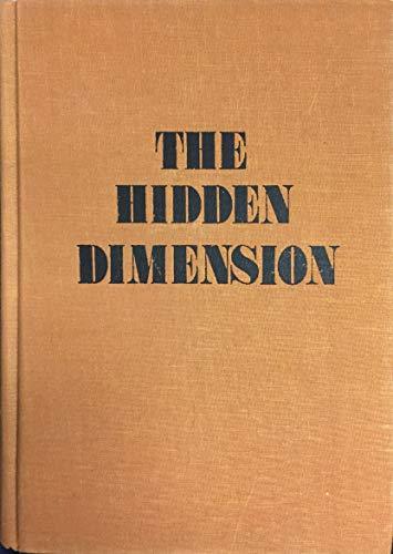 9780876683088: Hidden Dimension: Psychodynamics in Compulsive Drug Use