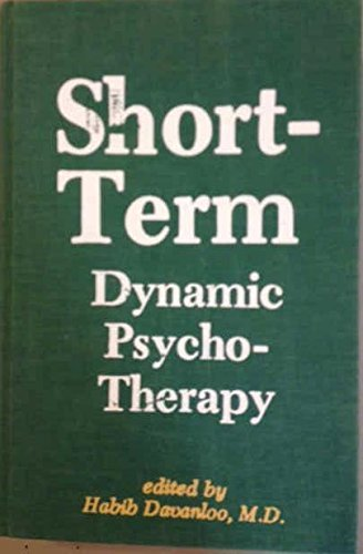9780876684184: Short Term Dynamic Psychotherapy