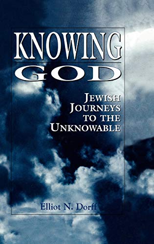 9780876685990: Knowing God: Jewish Journeys to the Unknowable