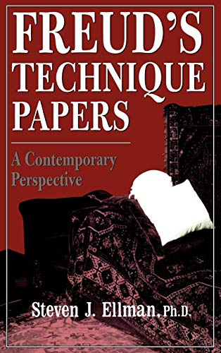 9780876686195: Freud's Technique Papers: A Contemporary Perspective