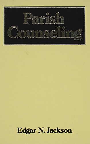9780876686720: Parish Counseling