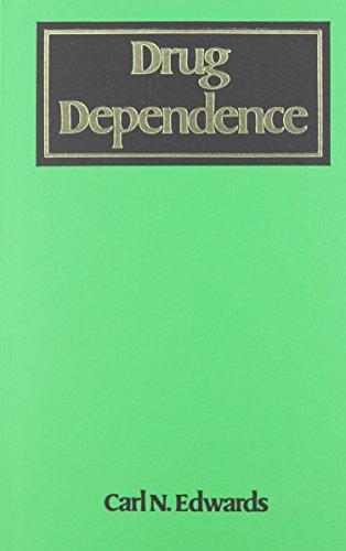 9780876687109: Drug Dependence