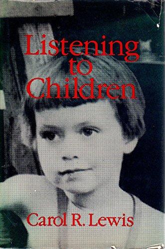 9780876687284: Listening to Children