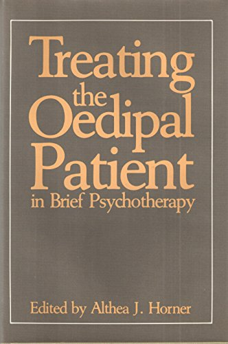 9780876687598: Treating the Oedipal Patient in Brief Psychotherapy
