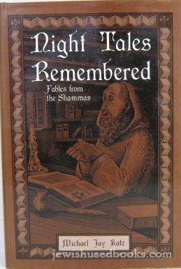 9780876688168: Night Tales Remembered: Fables from the Shammas