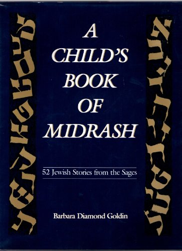 9780876688373: A Child's Book of Midrash: 52 Jewish Stories from the Sages