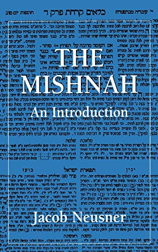 9780876688762: The Mishnah: An Introduction