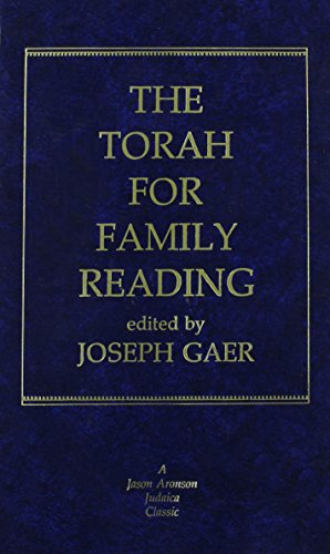 9780876689158: The Torah for Family Reading: The Five Books of Moses, the Prophets, the Writings