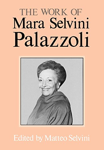 THE WORK OF MARA SELVINI PALAZZOLI: Selvini, Matteo