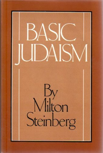 9780876689752: Basic Judaism
