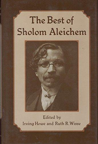 Best of Sholom Aleichem: Aleichem, Sholem