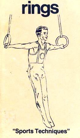 Men's gymnastics: rings (Sports techniques) (0876700539) by Irvin Faria