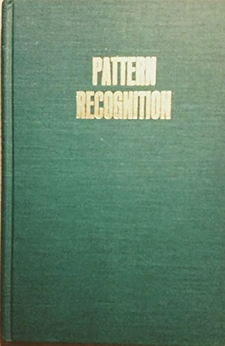 9780876711187: Pattern recognition