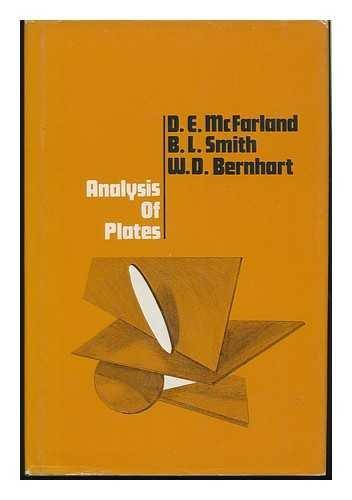 Analysis of Plates: McFarland, D. E.; Smith, B. L.; Bernhart, W. D.