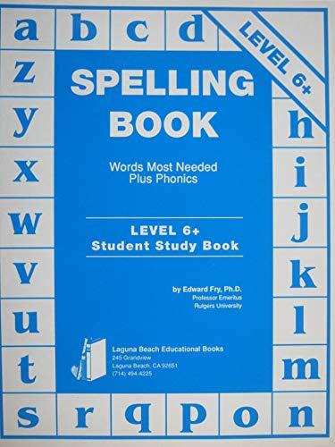 9780876730331: Student Study Book: Level 6+