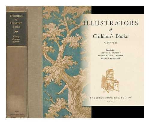 Illustrators of Children's Books, 1744-1945: Bertha E. Mahony,