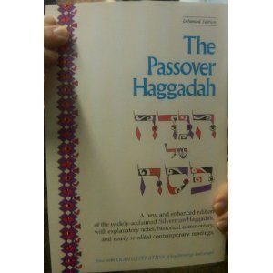 The Passover Haggadah.: Silverman, Rabbi Morris