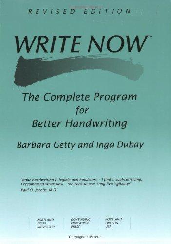 9780876781180: Write Now