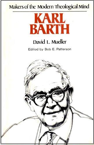 9780876802540: Karl Barth (Makers of the Modern Theological Mind)