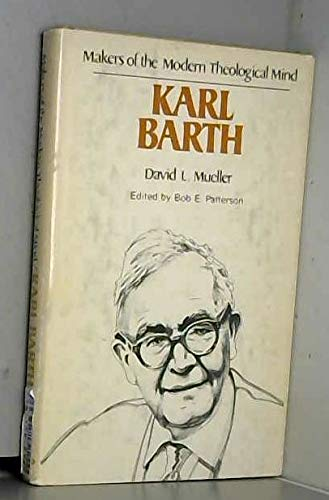 9780876802540: Karl Barth (Makers of the Modern Theological Mind)