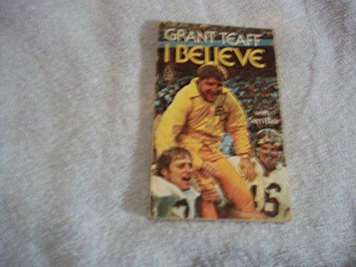I Believe: Teaff, Grant; Blair,