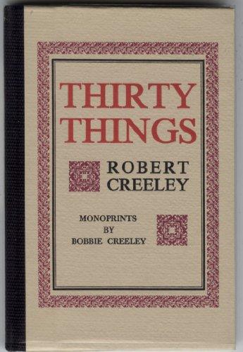 9780876852088: Thirty Things