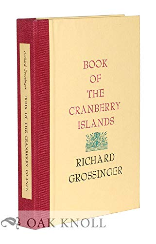 9780876852118: Book of the Cranberry Islands