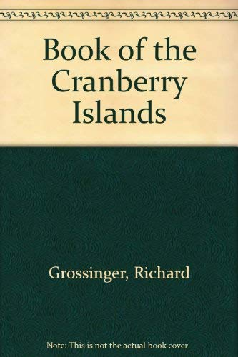 9780876852125: Book of the Cranberry Islands