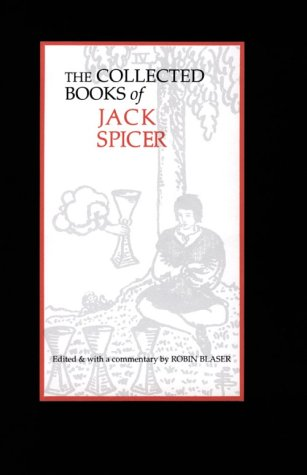 9780876852415: Collected Books of Jack Spicer