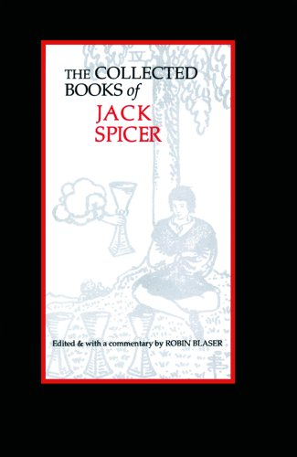 9780876852422: Collected Books of Jack Spicer