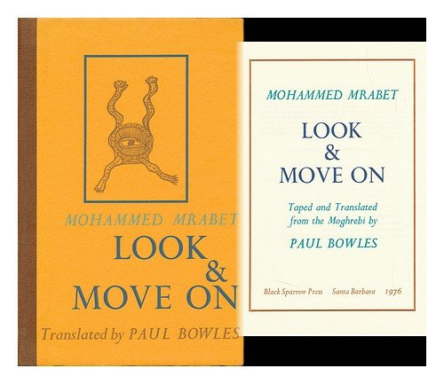9780876852552: Look and Move on (English and Arabic Edition)