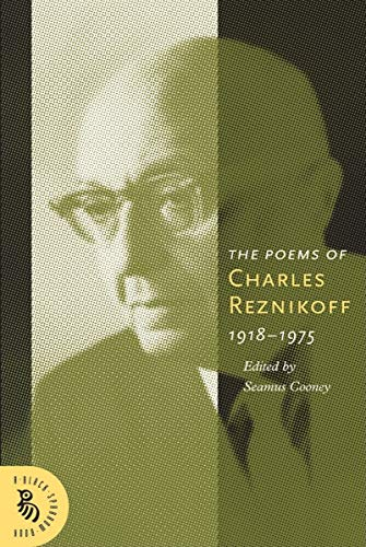 9780876852620: Poems, 1918-1936: The Complete Poems of Charles Reznikoff