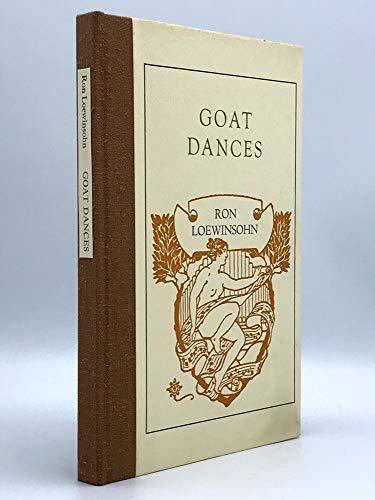 9780876852668: Goat Dances